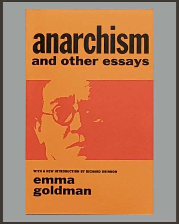 Anarchism And Other Essays-Emma Goldman