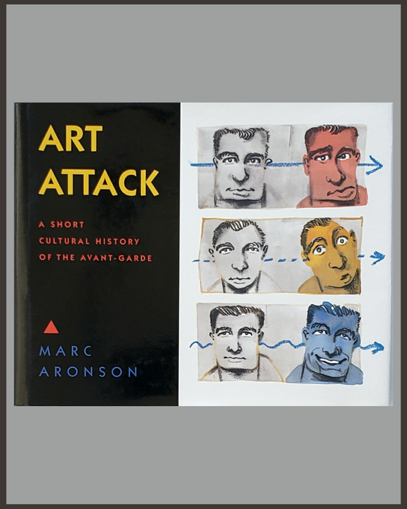 Art Attack-Marc Aronson