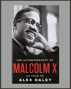 Autobiography Of Malcolm X-As Told To Alex Haley