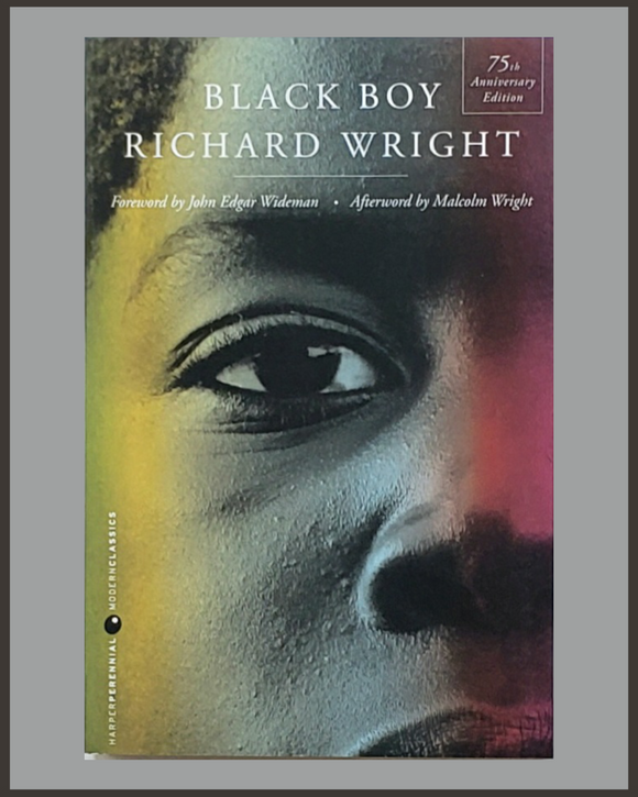 Black Boy-Richard Wright