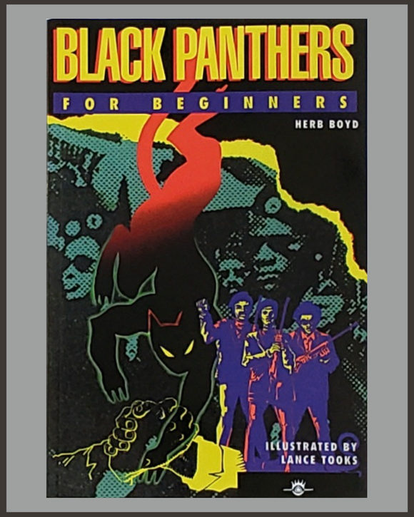 Black Panthers For Beginners-Herb Boyd & Lance Tooks