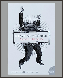 Brave New World-Aldous Huxley