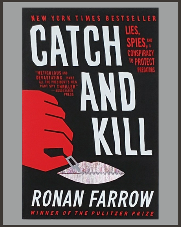 Catch And Kill-Ronan Farrow