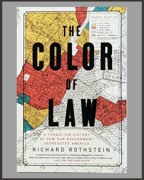 The Color Of Law-Richard Rothstein