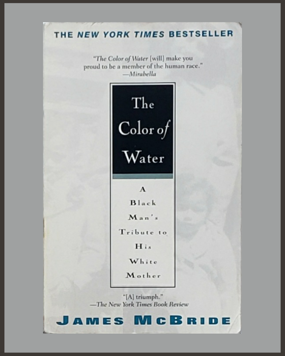 The Color Of Water-James McBride