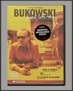 DVD-Bukowski Born Into This