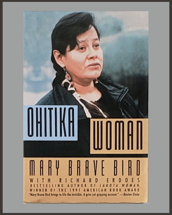 Ohitika Woman-Mary Brave Bird
