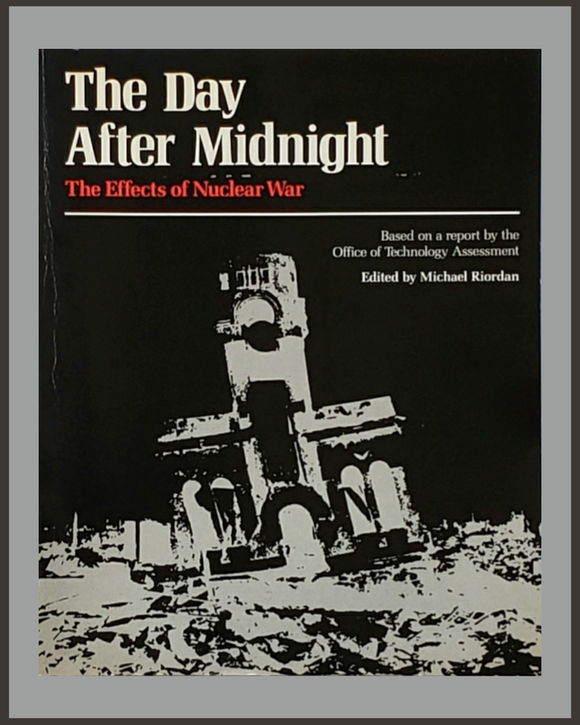 The Day After Midnight-Michael Riordan