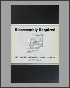 Disassembly Required-Geoff Mann