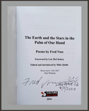 The Earth And The Stars In The Palm Of Our Hand-Fred Voss-SIGNED