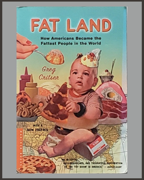 Fat Land-Greg Critser
