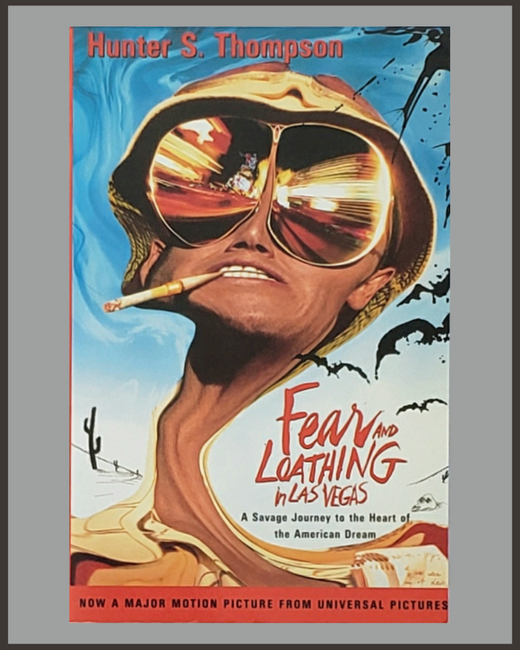 Fear And Loathing In Las Vegas-Hunter S. Thompson