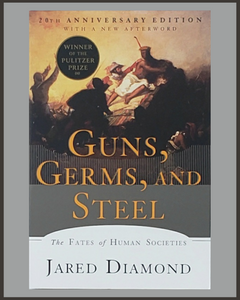 Guns, Germs, And Steel-Jared Diamond