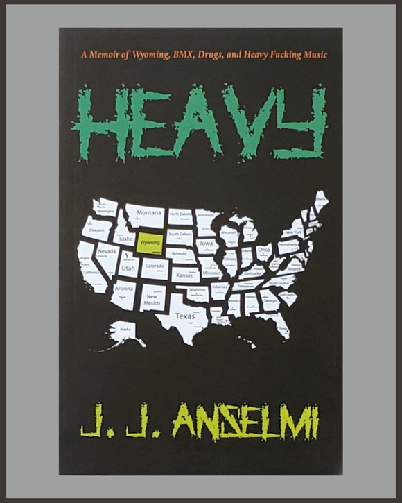 Heavy-J.J. Anselmi-SIGNED