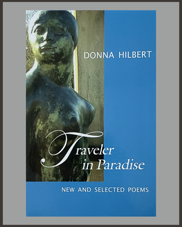 Traveler In Paradise-Donna Hilbert-SIGNED