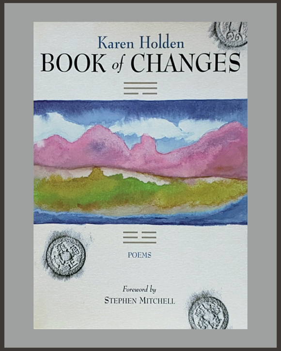 Book Of Changes-Karen Holden-SIGNED