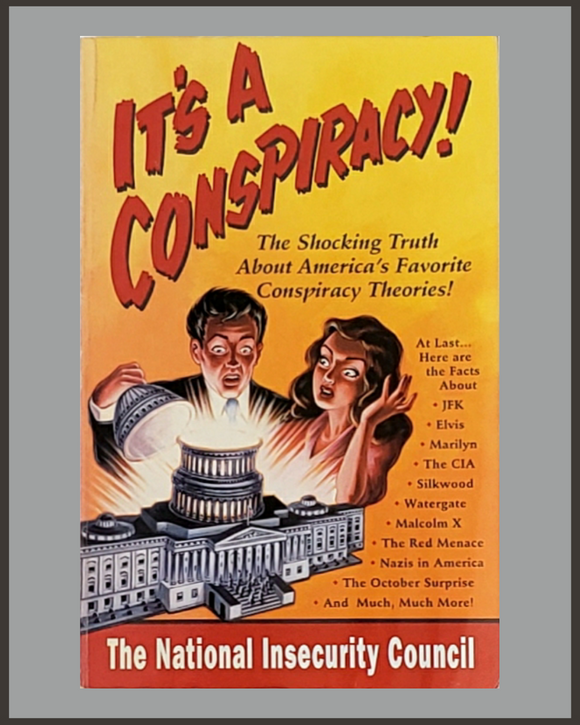 It's A Conspiracy!-Michael Litchfield