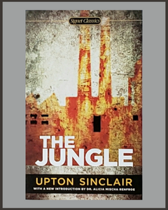 The Jungle-Upton Sinclair-Signet Classic