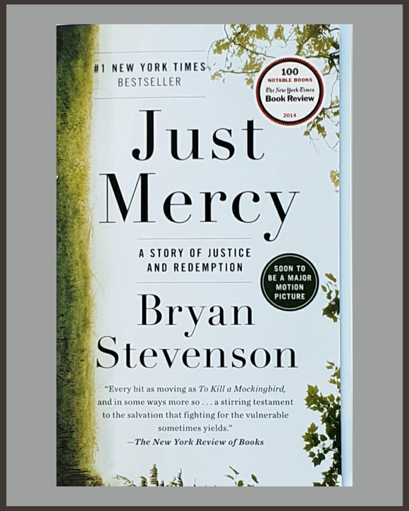 Just Mercy-Bryan Stevenson