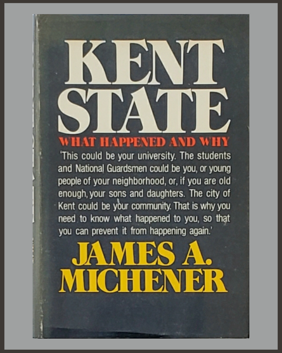 Kent State-James Michener