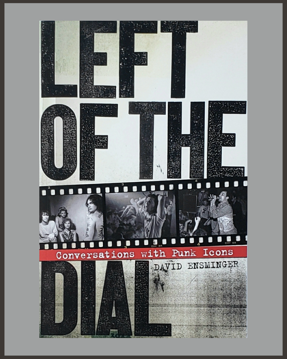 Left Of The Dial-David Ensminger