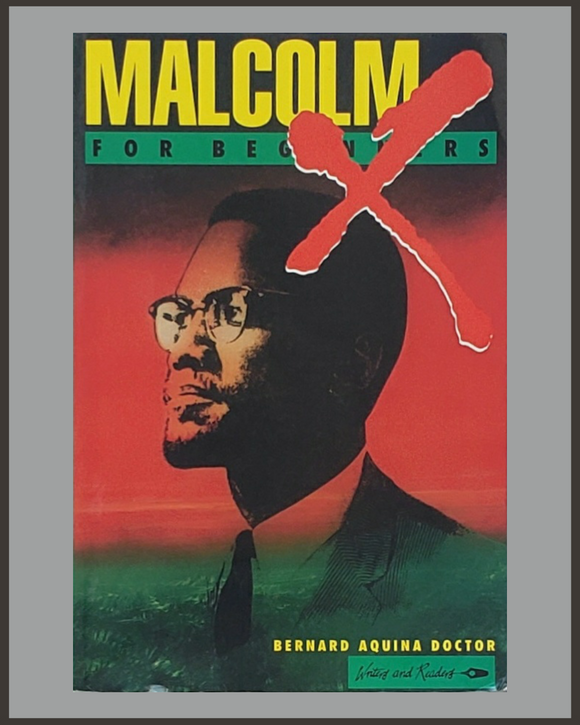 Malcolm X For Beginners-Bernard Aquina Doctor