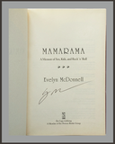 Mamarama-Evelyn McDonnell-SIGNED