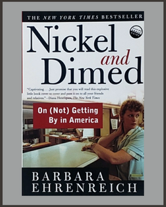 Nickel And Dimed-Barbara Ehrenreich