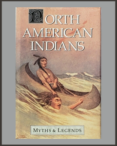 North American Indians-Myths & Legends-Lewis Spence