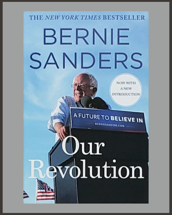 Our Revolution-Bernie Sanders
