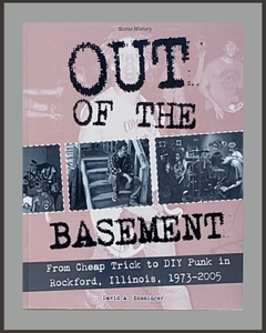 Out Of The Basement-David A. Ensinger