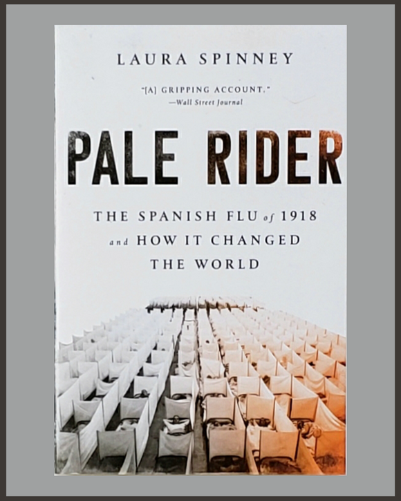 Pale Rider-Laura Spinney