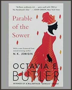 Parable Of The Sower-Octavia E. Butler