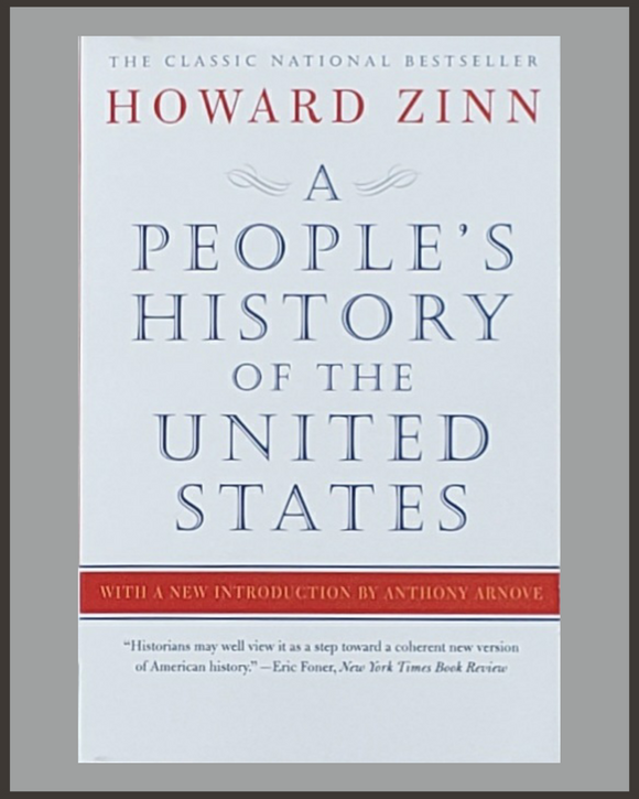 A People's History Of The United States-Howard Zinn