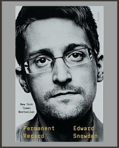 Permanent Record-Edward Snowden