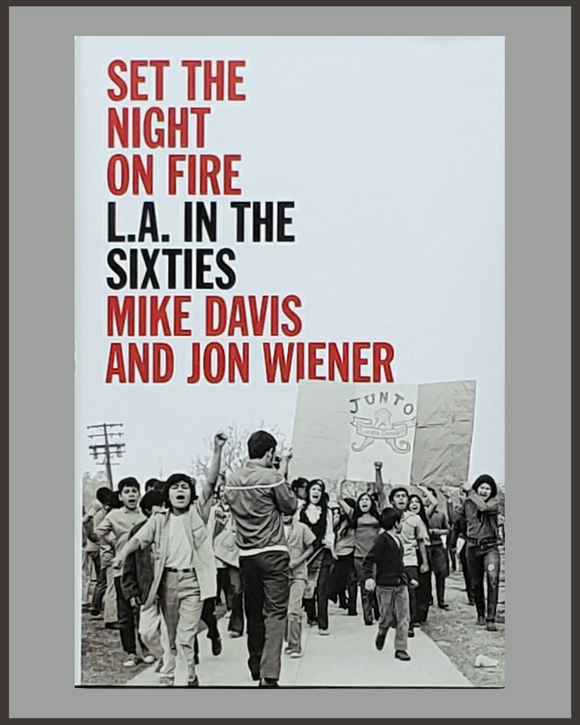 Set The Night On Fire-Mike Davis & Jon Wiener