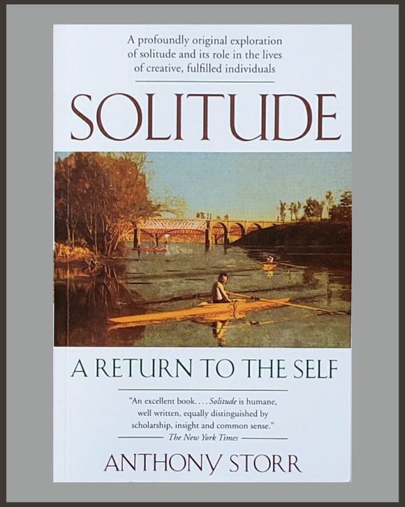 Solitude-Anthony Storr