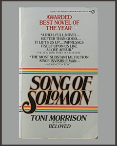 Song Of Solomon-Toni Morrison