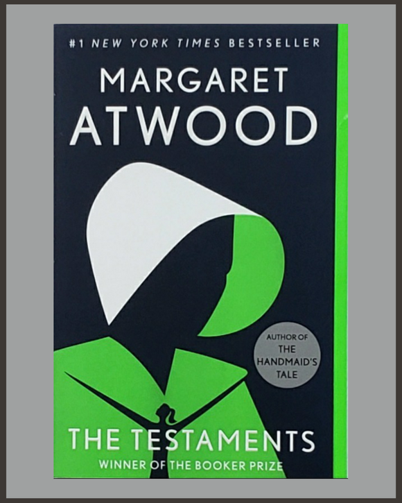 The Testaments-Margaret Atwood