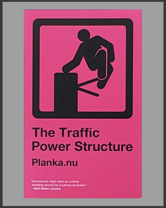 The Traffic Power Structure-Planka.nu