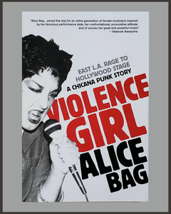 Violence Girl-Alice Bag
