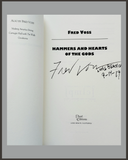 Hammers And Hearts Of The Gods-Fred Voss-SIGNED