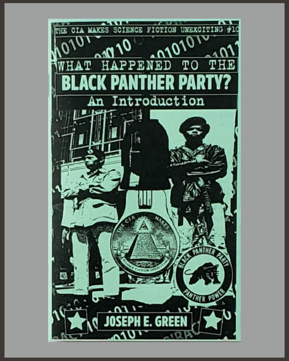 What Happened To The Black Panther Party?-Joseph E. Green