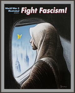 Fight Fascism!-World War 3 Illustrated #48