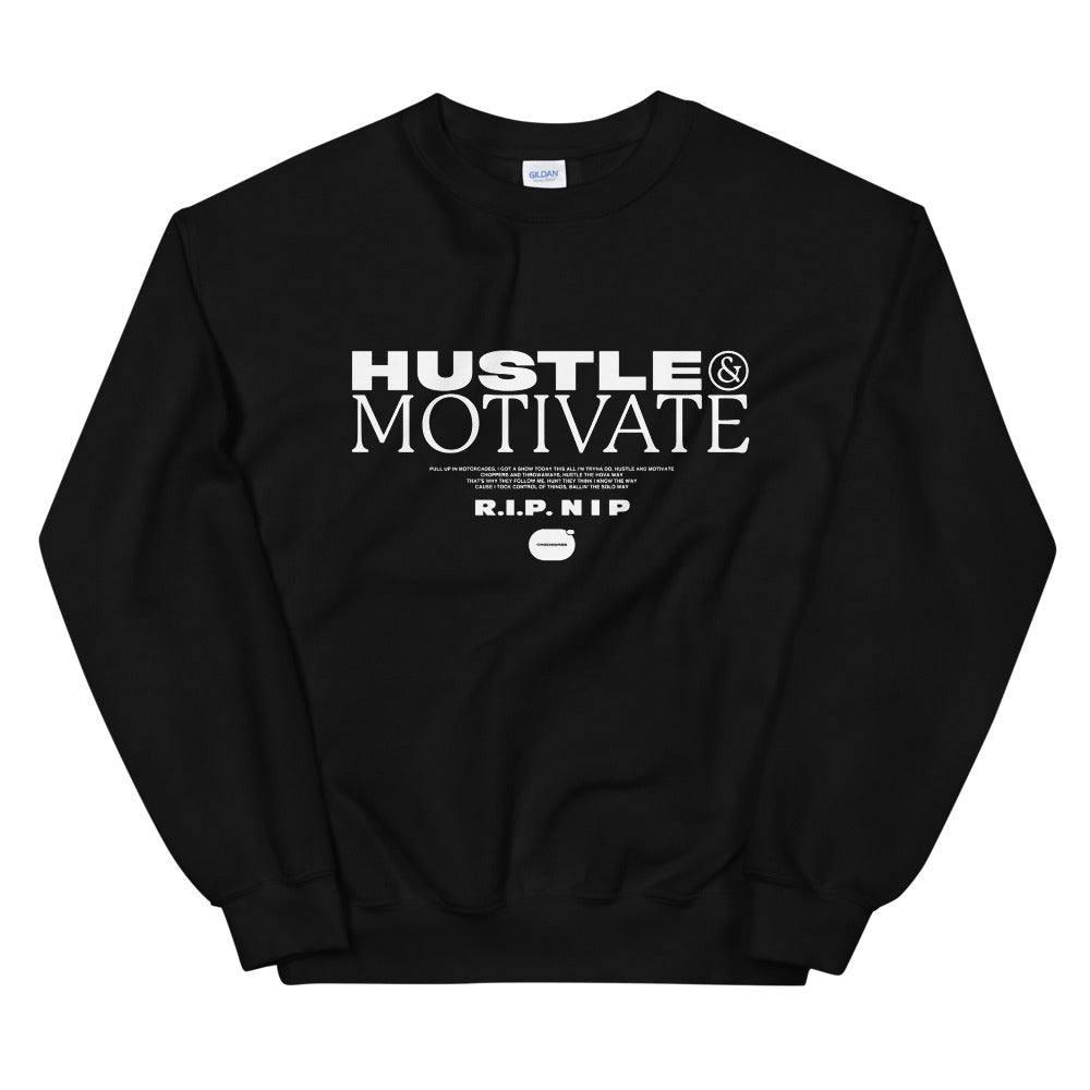 Hustle & Motivate Sweatshirt