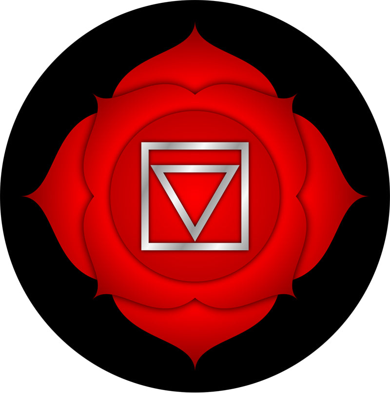 Root Chakra Sound and Light Video