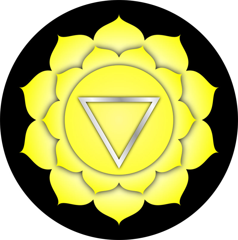 Solar Plexus Chakra Sound and Light Video