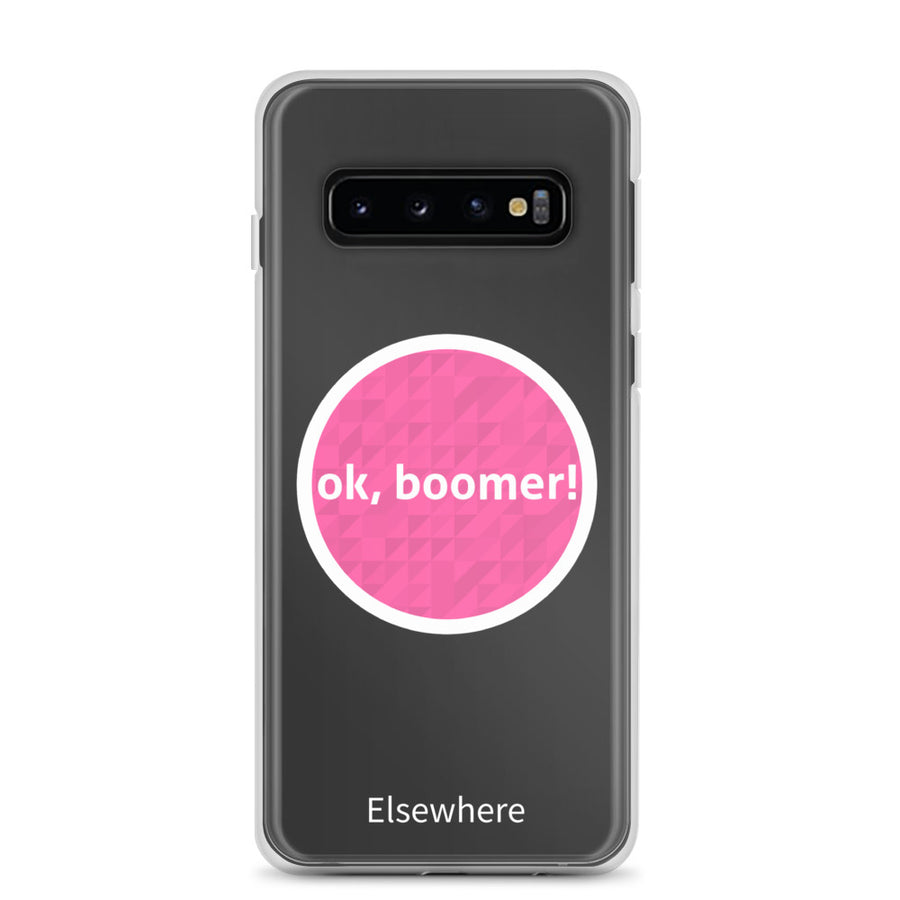 Ok, Boomer! Game Samsung Phone Case