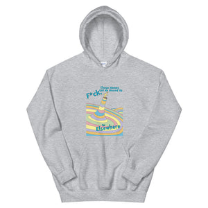 Dr. Elsewhere Sweatshirt