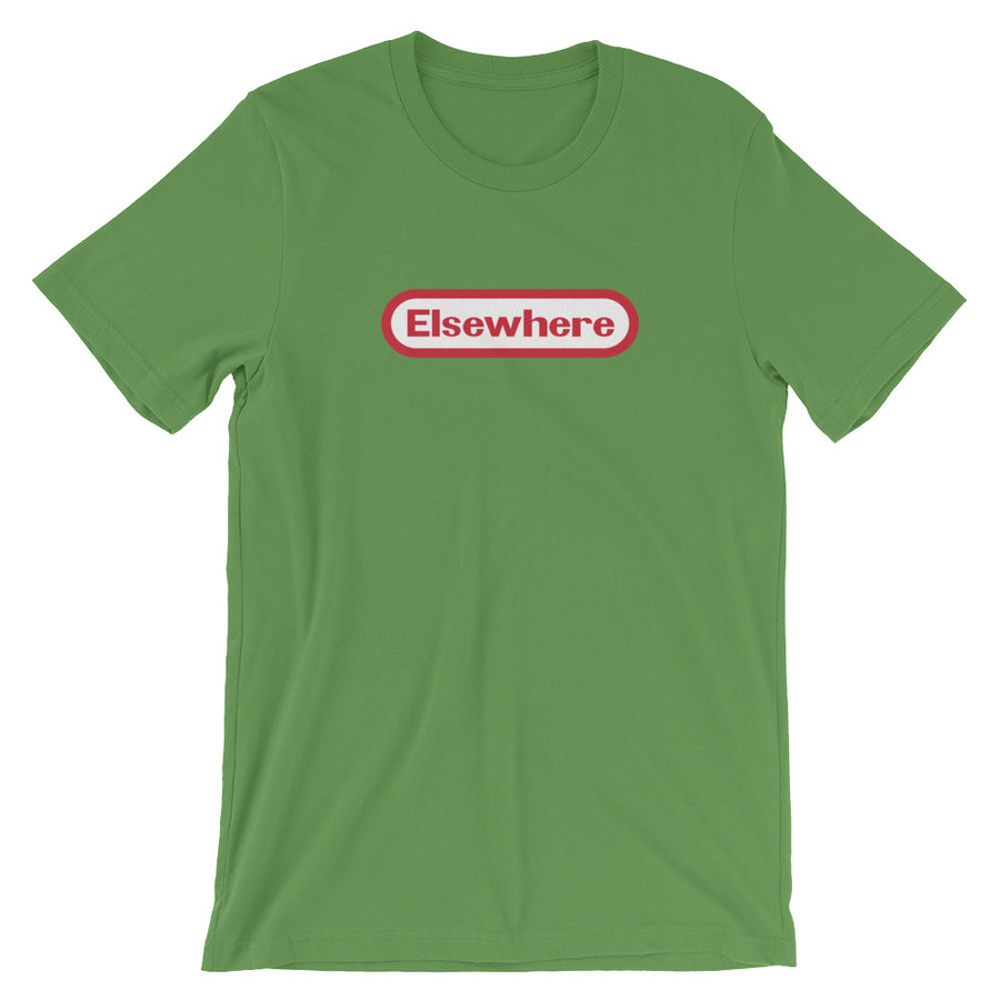 Elsewhere Gaming - Short-Sleeve Unisex T-Shirt